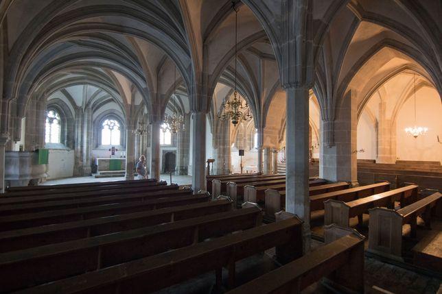 Unterkirche St. Peter und Paul